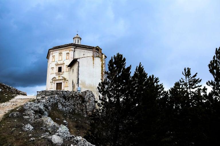 Santa Maria della Pietà a Rocca Calascio