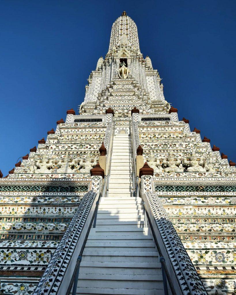 Il tempio dell'alba di Bangkok