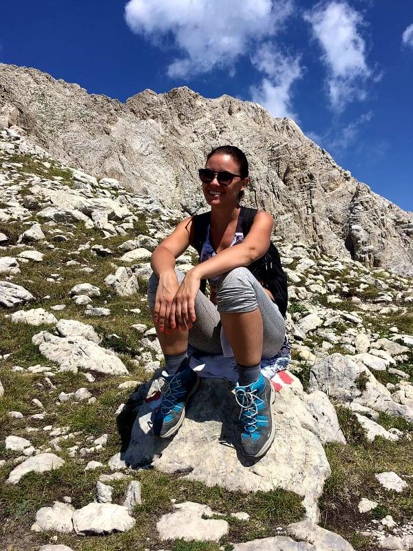 attrezzatura escursione montagna