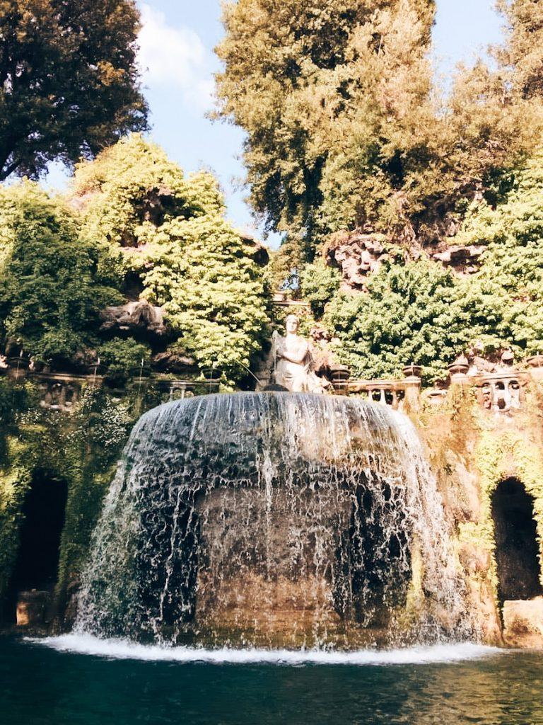 Fontana dell'Ovato Tivoli