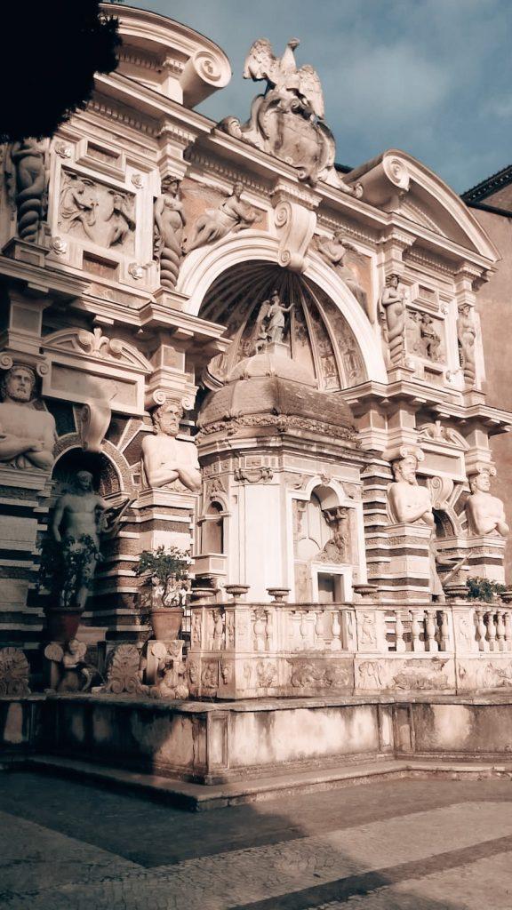 Fontana dell'Organo Tivoli
