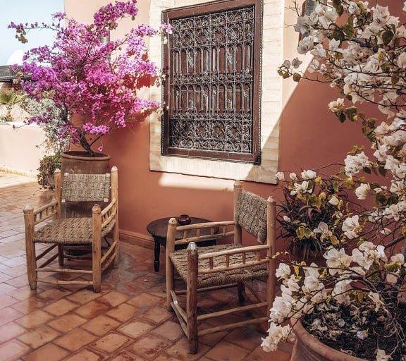 Dormire in un riad in Marocco