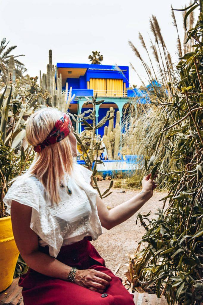 Cosa vedere a Marrakech Jardin Majorelle