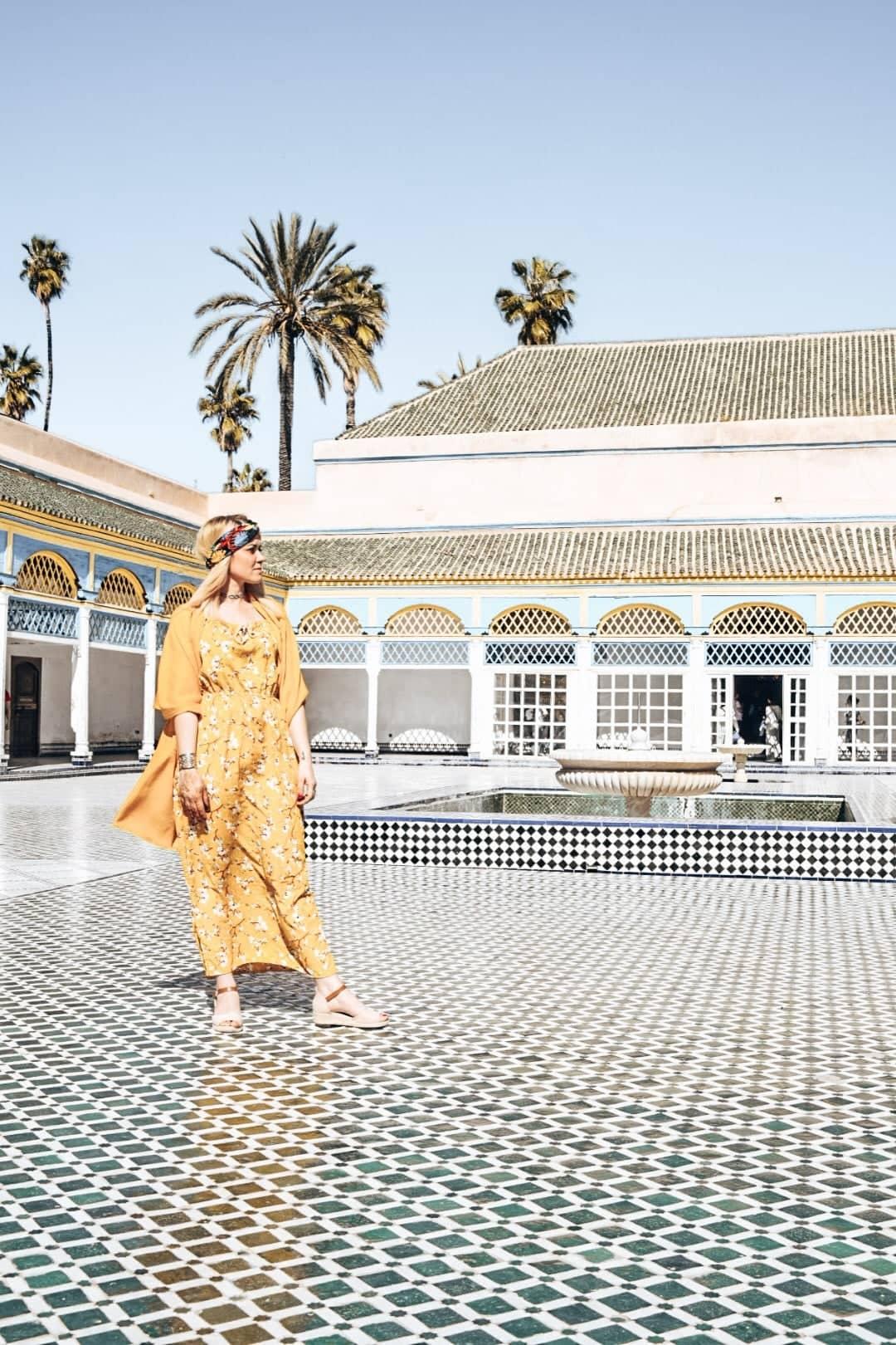 Come vestire in Marocco ~ Wanderlustviola Travelblog