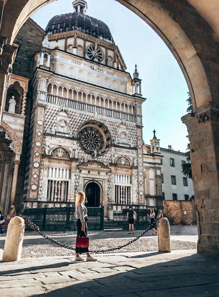 Cosa vedere a Bergamo alta