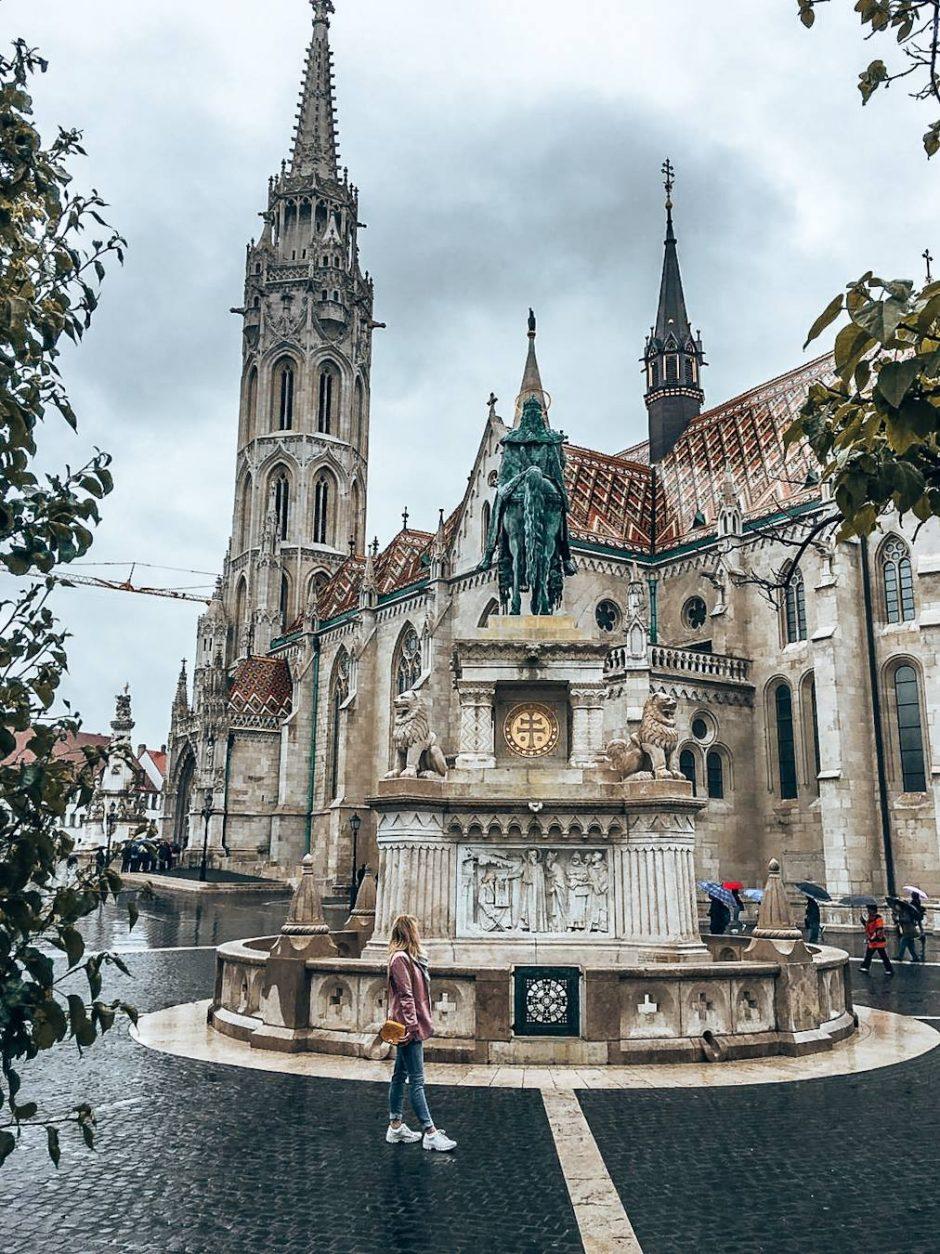 Chiesa San Mattia Budapest
