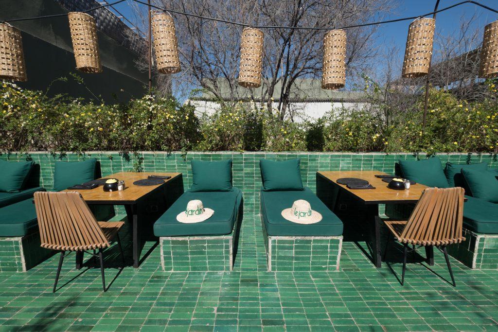 Le Jardin Marrakech Ristorante