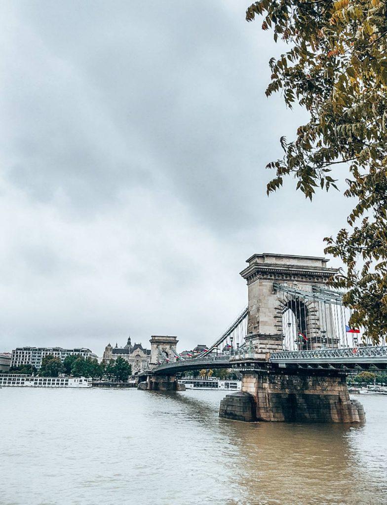 Luoghi Instagrammabili Budapest Ponte delle Catene