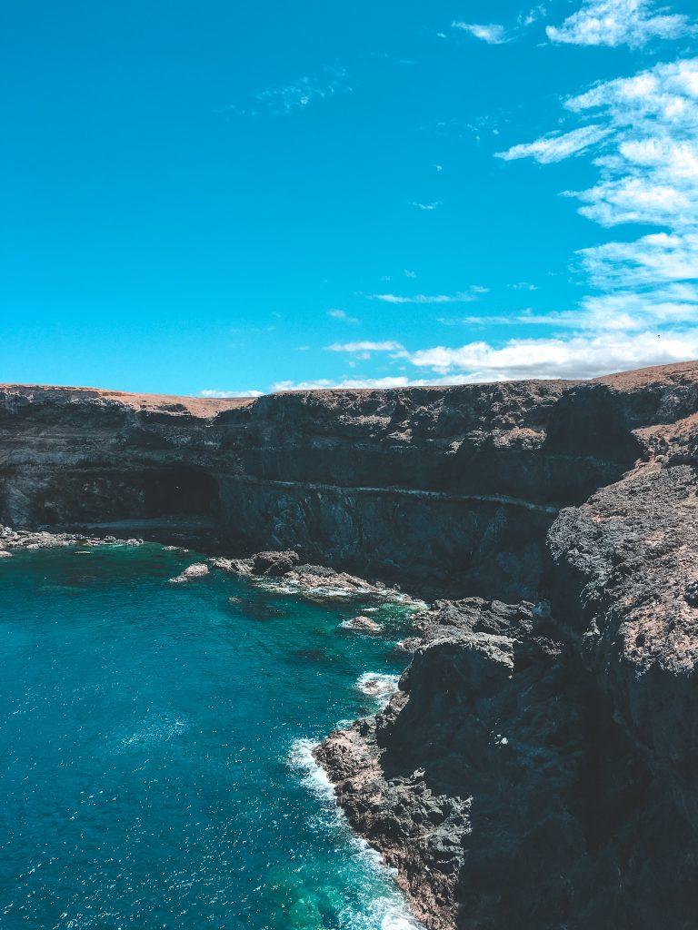 Le scogliere di Ajuy Fuerteventura