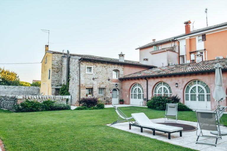 Dormire vicino al Lago di Garda