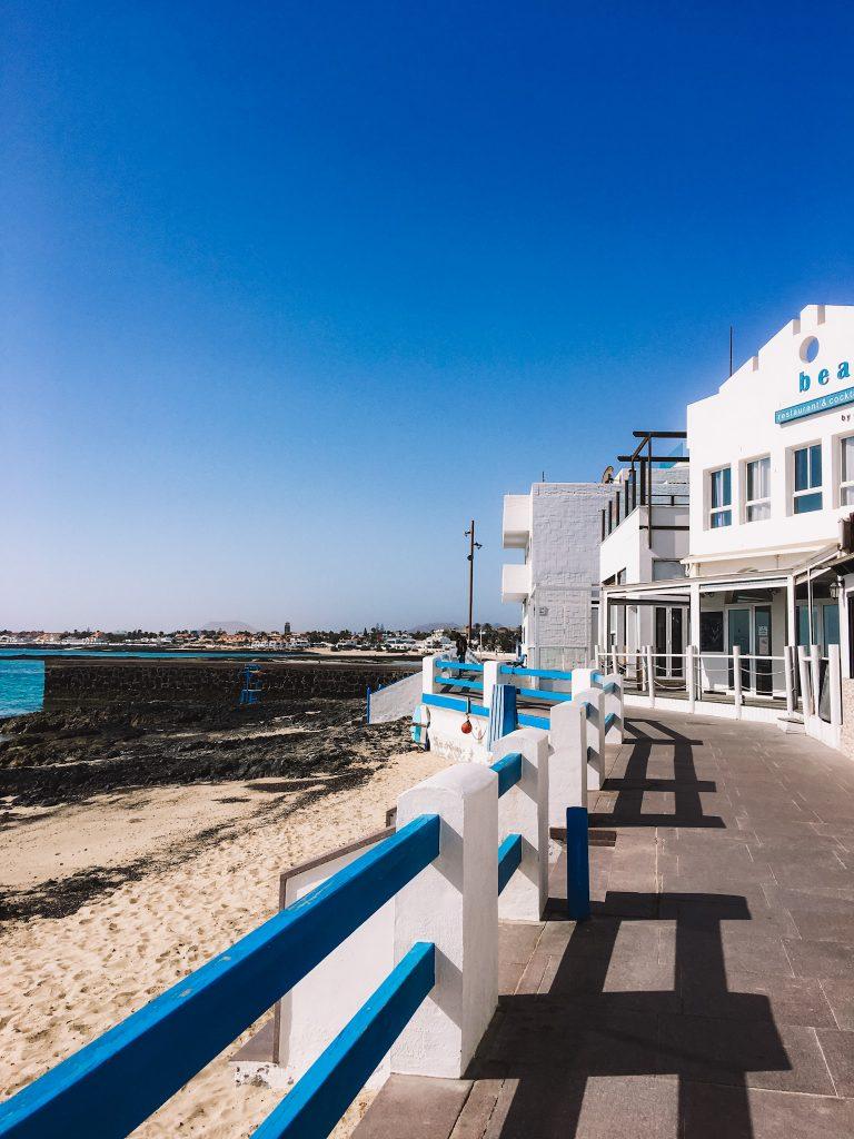 Corralejo Town Fuerteventura