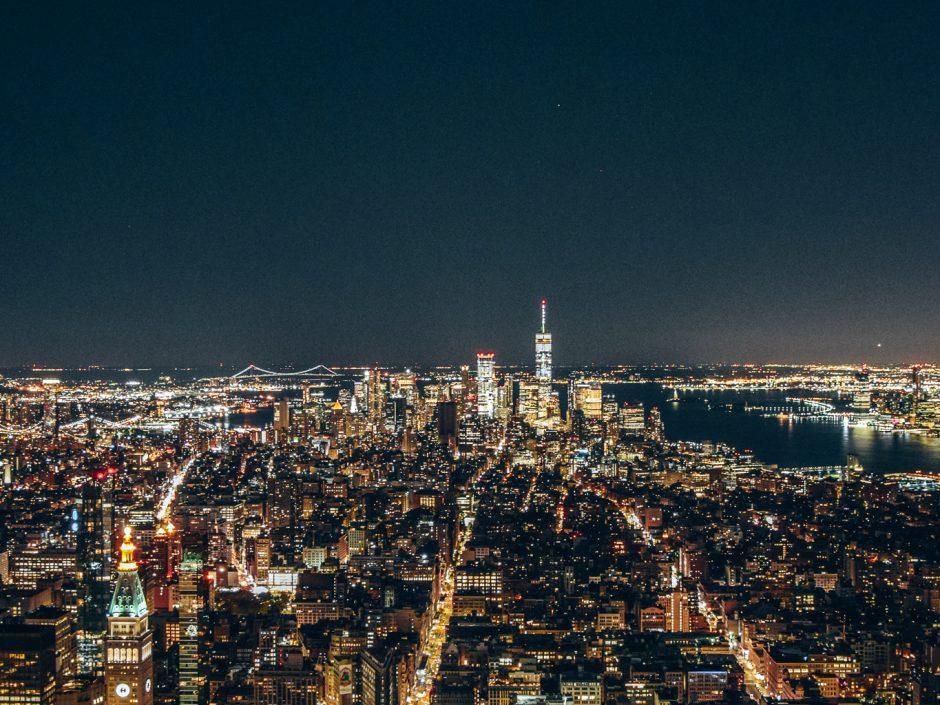 migliori osservatori di New York