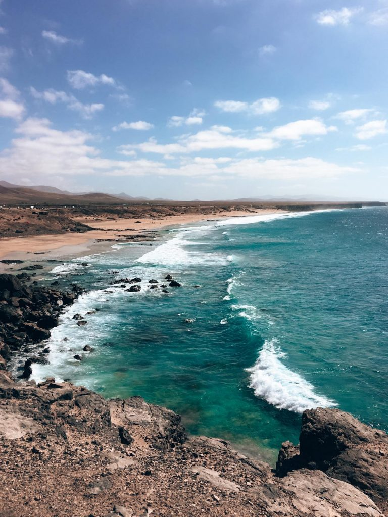 Le spiagge più belle di Fuerteventura
