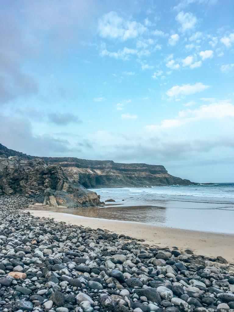 Beach in Puertito de Los Molinos Fuerteventura