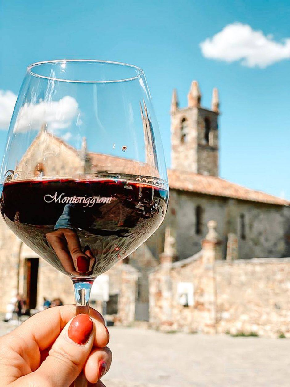 Monteriggioni Toscana