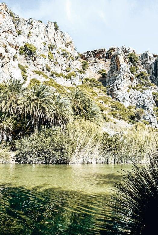 Itinerario Creta 12 giorni Preveli