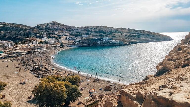 Itinerario Creta 12 giorni