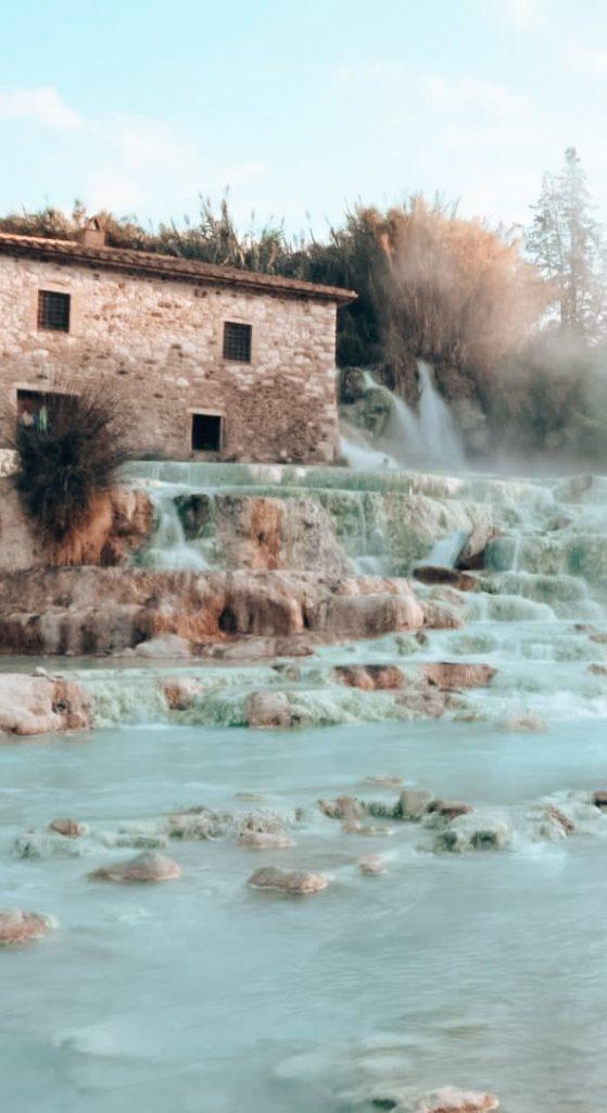 Gite fuori porta da Roma Saturnia