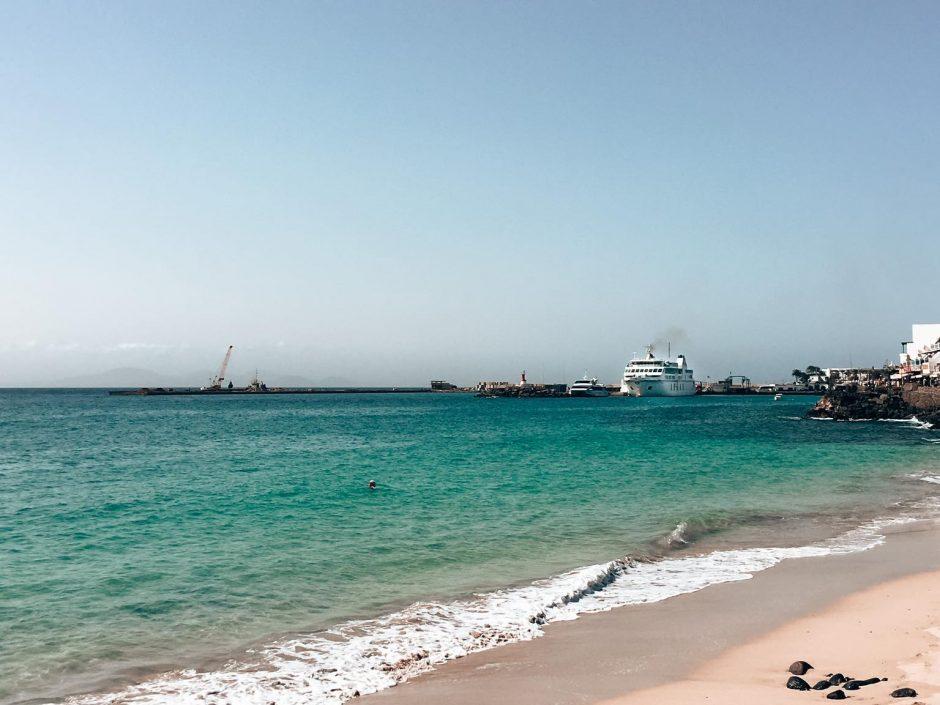 Traghetto Fuerteventura Lanzarote