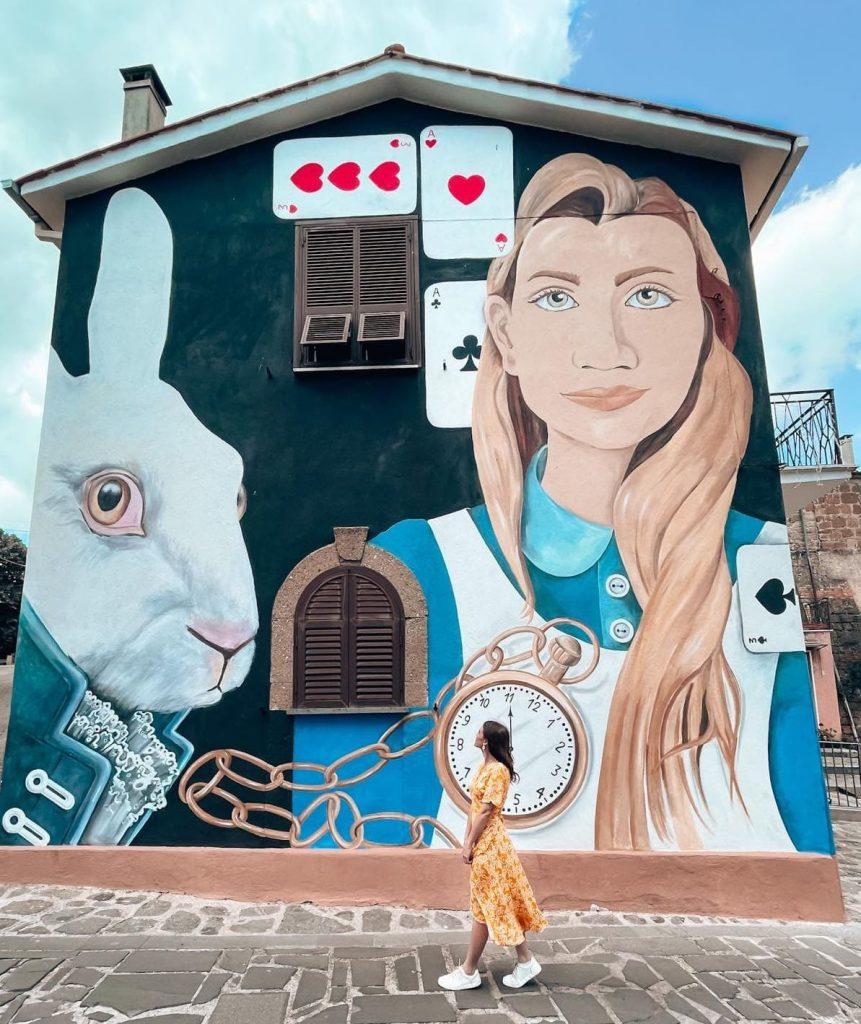 Alice nel paese delle meraviglie Sant'Angelo di Roccalvecce