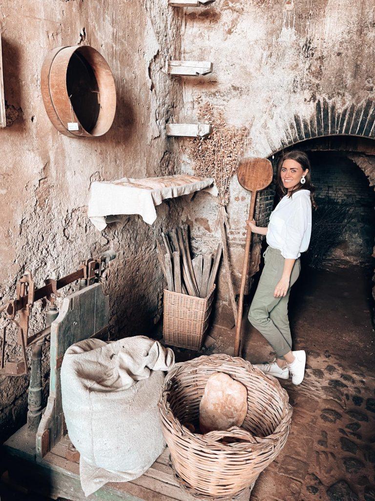 Antico forno Celleno