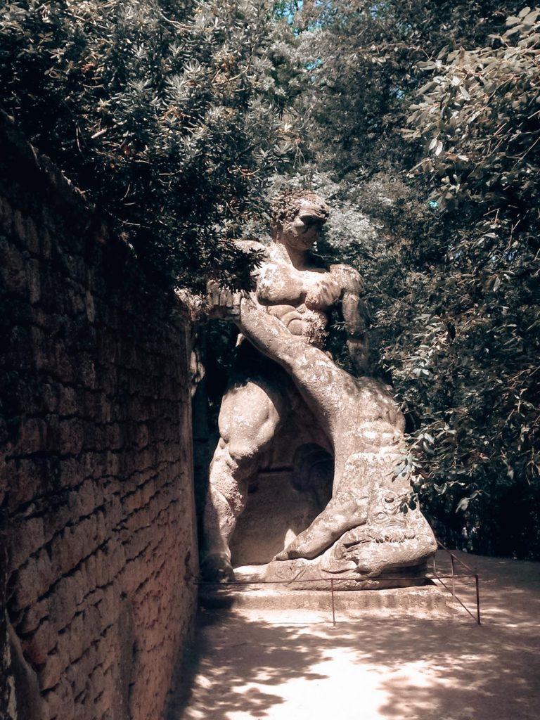 Parco dei Mostri a Bomarzo