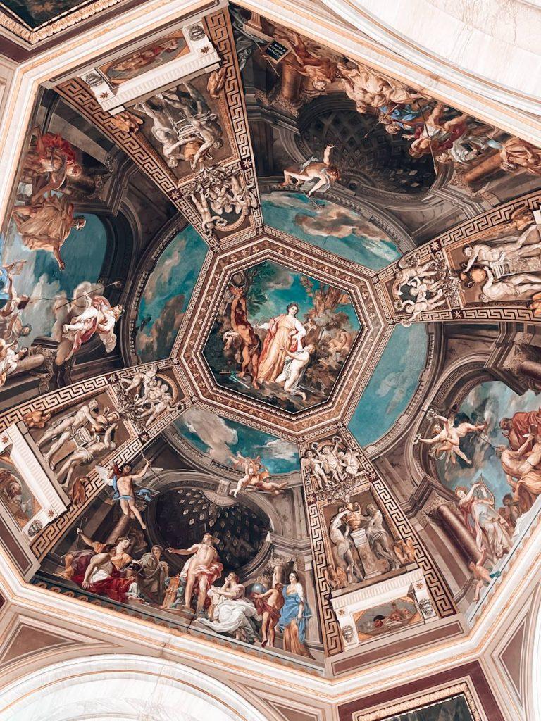 Musei Vaticani affreschi